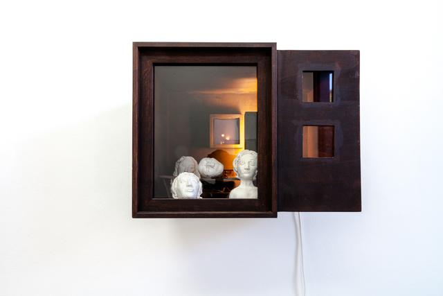 , 'Bildhaueratelier (engl.: Sculptors Studio),' 2009, DAS ESSZIMMER