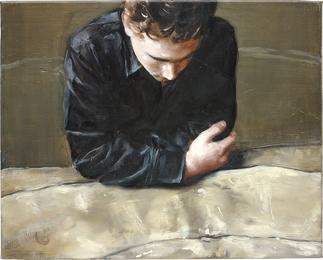 Michaël Borremans, 'The Painting,' 2006, Phillips: 20th Century & Contemporary Art & Design Evening Sale