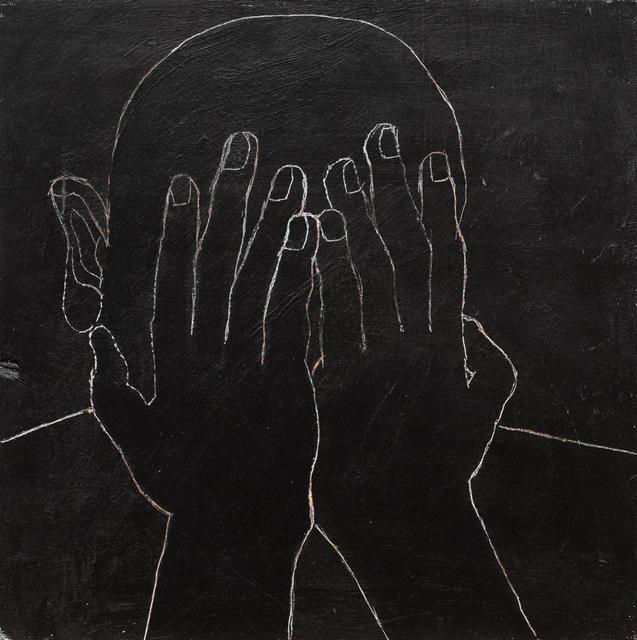 , 'Invisible Man ,' 2016, Ed Cross Fine Art