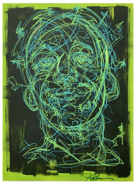 , 'Untitled Drawingv,' 2019, Coagula Curatorial