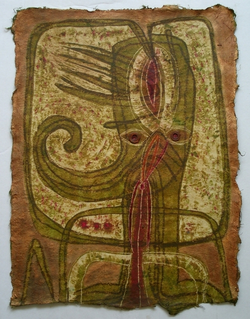 Guillermo Pacheco, 'Sin titulo (GUP -P-06)', 1998, Galería Quetzalli