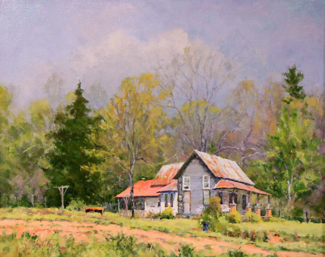 , 'Mountain Farm,' , Beverly McNeil Gallery