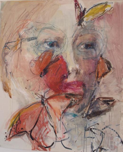 "Olga Gorokhova, '""Entomologist""', 2018, Krokin Gallery"