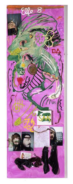 , 'Alles war das Rehkindchen mit den Pferdchenaugen...,' 2006, Contemporary Fine Arts