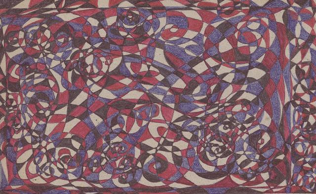 , 'Ilusión óptica,' ca. 1980, Barbara Thumm