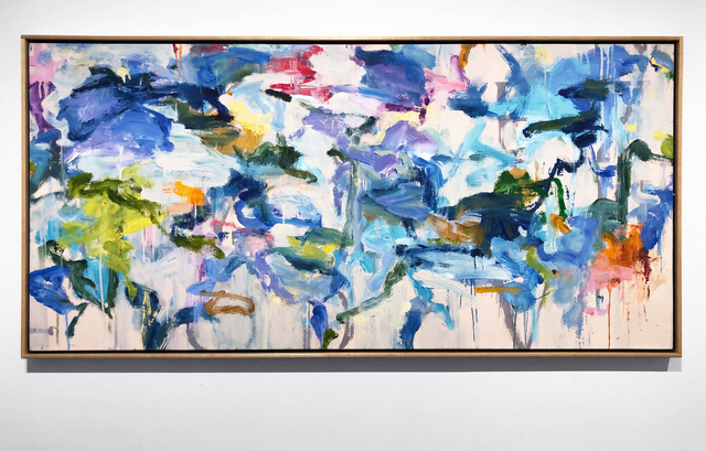 , 'Blue Fisherman,' 2007, Leslie Feely