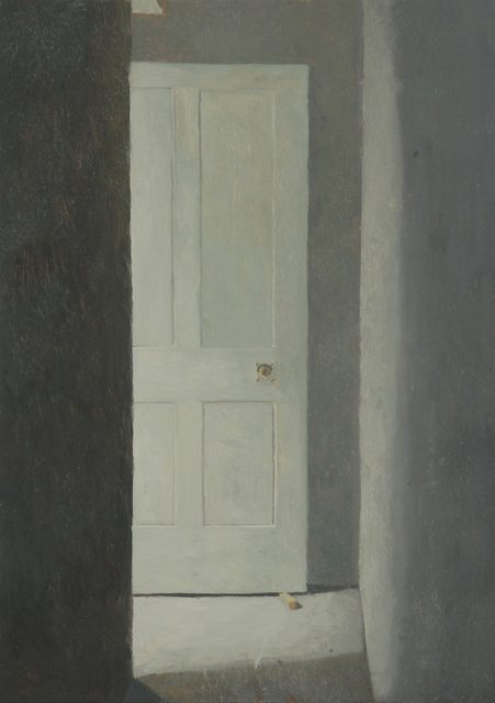 , 'White Door,' 2016, Long & Ryle