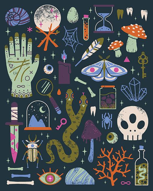 Camille Chew, 'Curiosities', Helikon Gallery & Studios