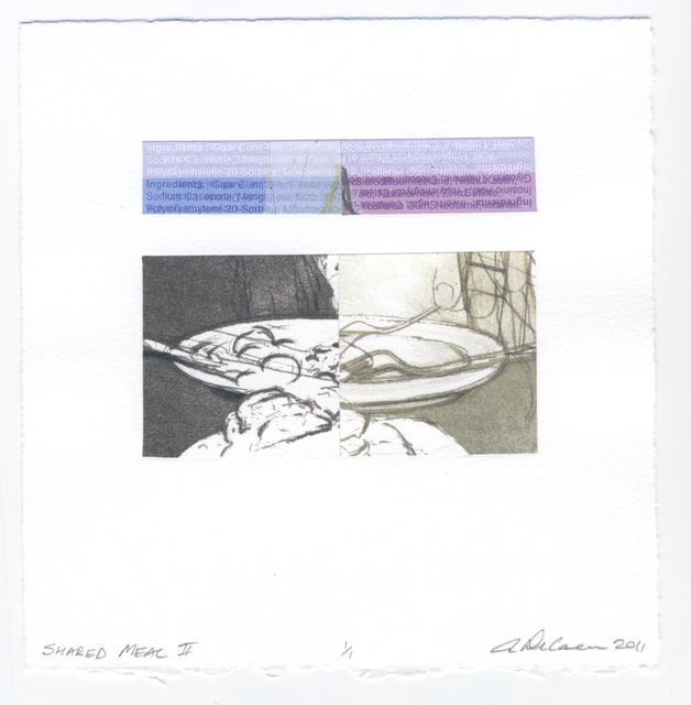 , 'Shared Meal II,' 2011, SHIM Art Network