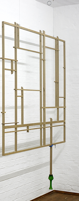 , 'Ercol Partition II,' 2015, Rokeby Gallery