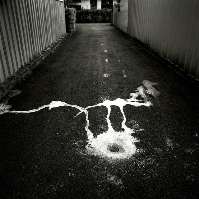 , '情緒地景-痕跡 Seeing and Construction-Mark,' 2005, POCKET FINE ARTS
