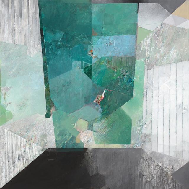 , 'Symmetry Failure II,' 2019, Galeria de São Mamede