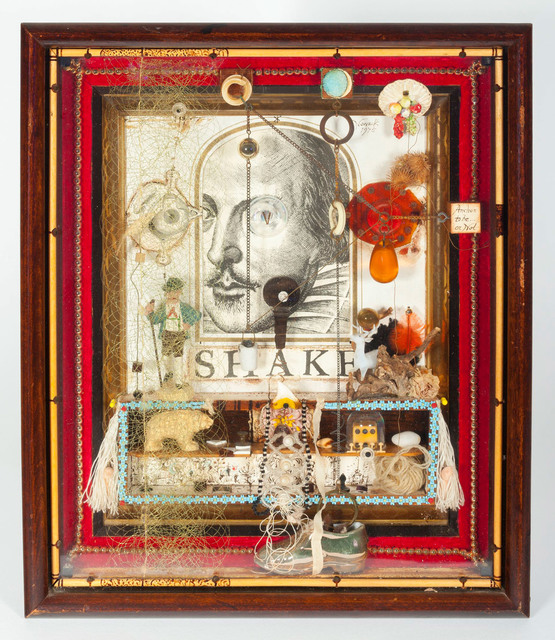 , 'Shake and the World Stands Firm,' 1975, Allan Stone Projects