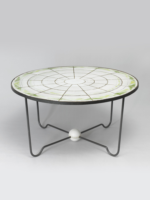 , 'Circular Coffee Table,' 1950, Thomas Fritsch-ARTRIUM