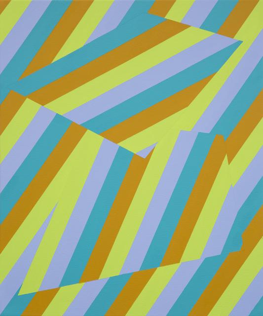 , 'Lineae VIII,' 2018, JGM Gallery