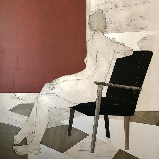 , 'Telesilla of Argos,' 2019, Rebecca Hossack Art Gallery