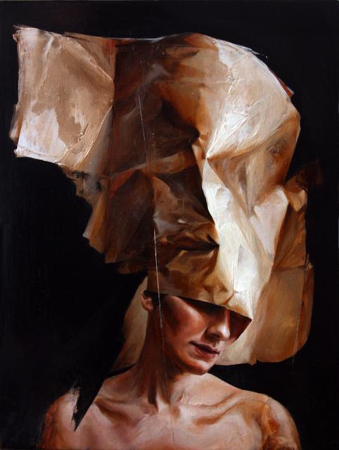 , 'Schiusa II,' 2015, White Noise Gallery