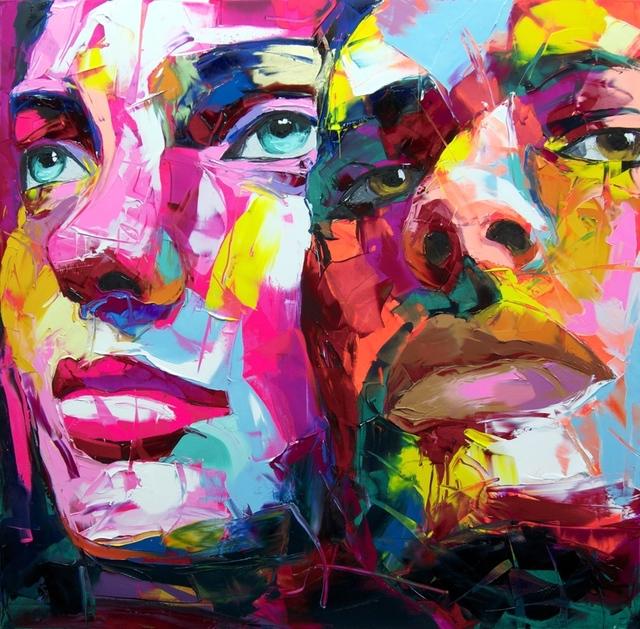, 'Ana et Don,' 2016, art&emotion Fine Art Gallery