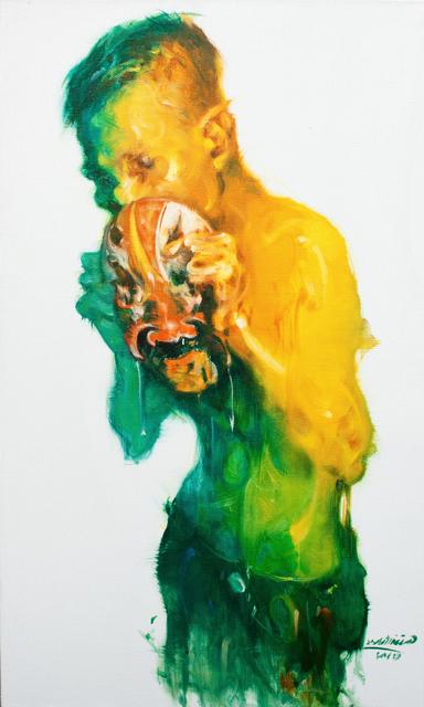 Wu Jianjun, 'Opera Mask', 2010, de Sarthe Gallery