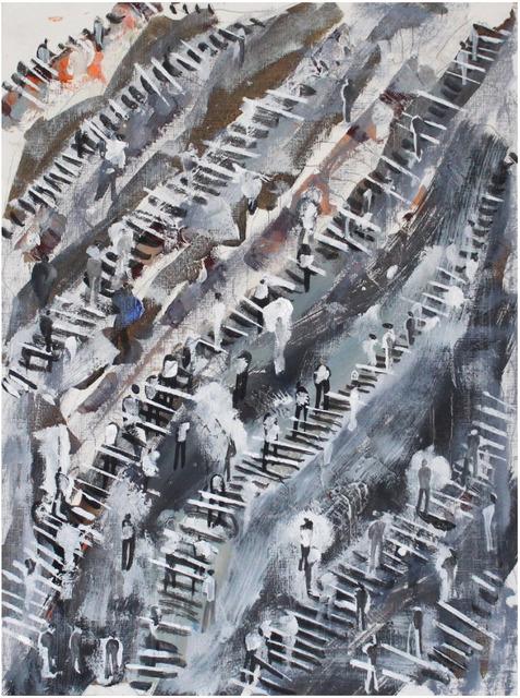 , 'Aufstieg,' 2017, Galerie SOON