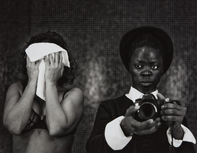 Zanele Muholi, 'ZaVa, Amsterdam', 2014, Photography, Gelatin silver print, flush-mounted., Phillips