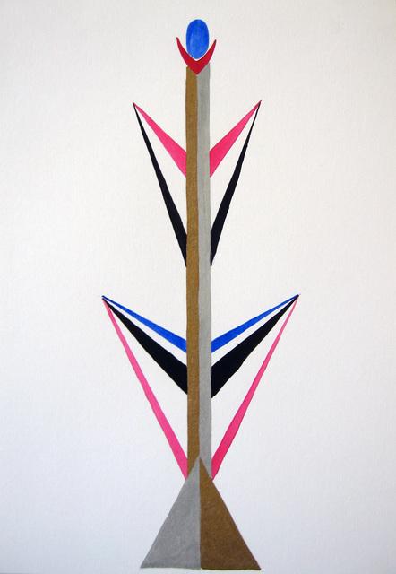 , 'Stele della dualità, Savilly,' 1999, envoy enterprises