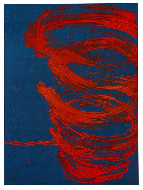 Fabienne Verdier, 'Deh, vieni a consolar il pianto mio', 2020, Painting, Acrylic and mixed media on canvas, Waddington Custot