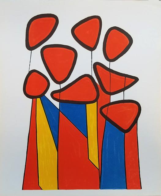 Alexander Calder, 'Les Fleurs', 1974, Galerie d'Orsay