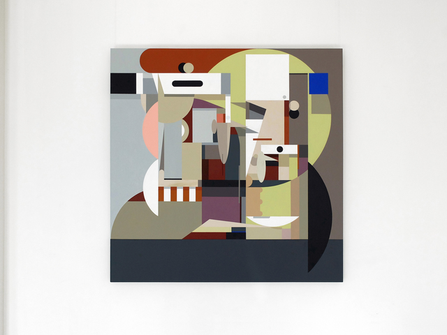 , 'Monday Morning,' 2017, RuArts Gallery