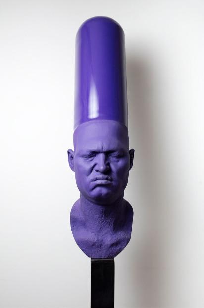 , 'Cápsula columna,' 2015, Terreno Baldío