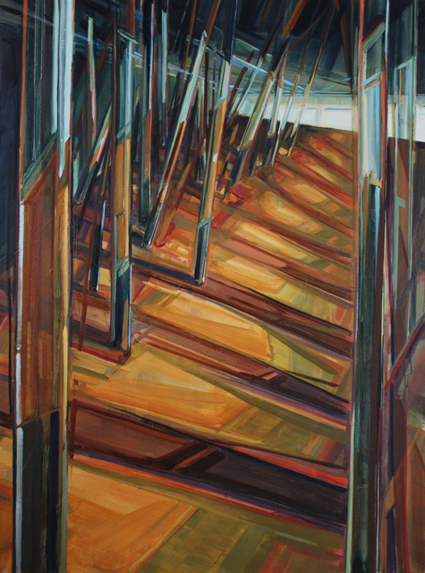 , 'Path Reflections,' 2016, J. Cacciola Gallery