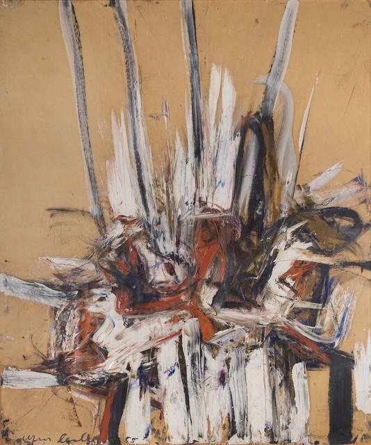 Alfred Leslie, 'Untitled', 1955, Michael Rosenfeld Gallery