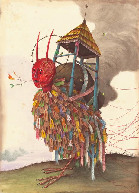 , 'L'ordine di tutte  le cose,' 2015, Antonio Colombo