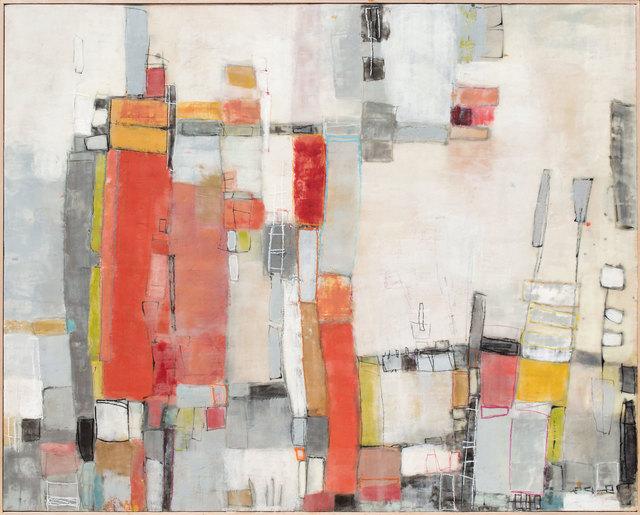 , 'Febrile Spring,' 2016, Owen Contemporary