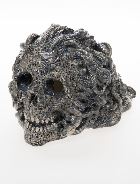 Carolein Smit, 'Medusa with Fly', 2018, James Freeman Gallery