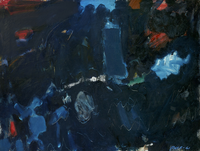 , 'Untitled (61-100),' 1961, Berry Campbell Gallery