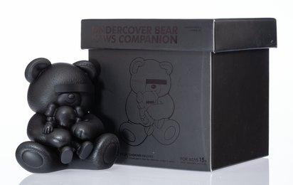 Undercover Bear Companion (Black)