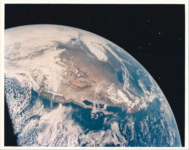 , 'Apollo 16: view of the Earth ,' 1972, Repetto Gallery