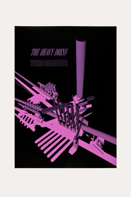 Matteo Thun, 'The Heavy Dress Print', ca. 1985, The Modern Archive