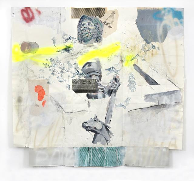 , 'Monumento ruína n. 01 – A Urina,' 2014, Celma Albuquerque Galeria de Arte