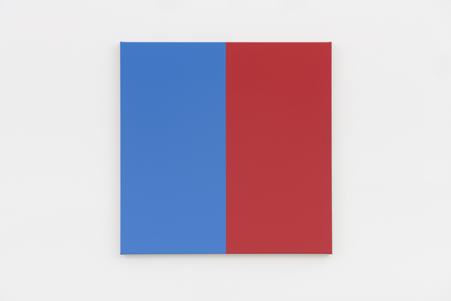 , 'Two Colors (Blue, Red),' 2018, Slewe Gallery