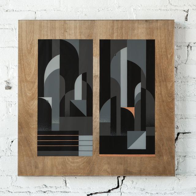 , 'Kasksi,' 2016, Mirus Gallery
