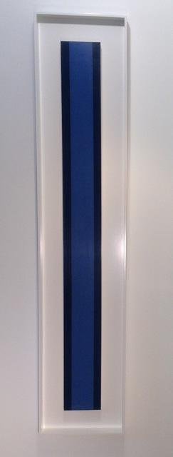Barnett Newman, 'The Moment (from Four on Plexiglass)', 1966, Adam Biesk Inc.