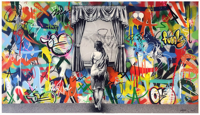 Martin Whatson, 'Figure At The Window', 2015, Black Book Gallery