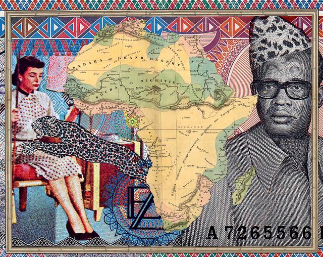 , 'Figures 1838, Atlas Élémentaire ,' 2015, Afronova