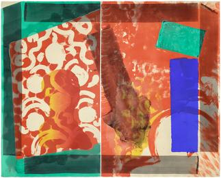 Howard Hodgkin, 'Moonlight,' 1980, Heather James Fine Art: Curator's Choice