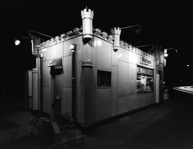 , 'White Castle, Route #1, Rahway,' 1973, Gallery 270