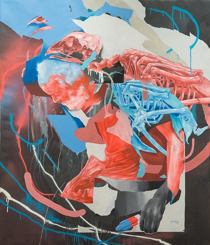 Joram Roukes | Bubble Gum Anatomy (2017) | Available for Sale | Artsy