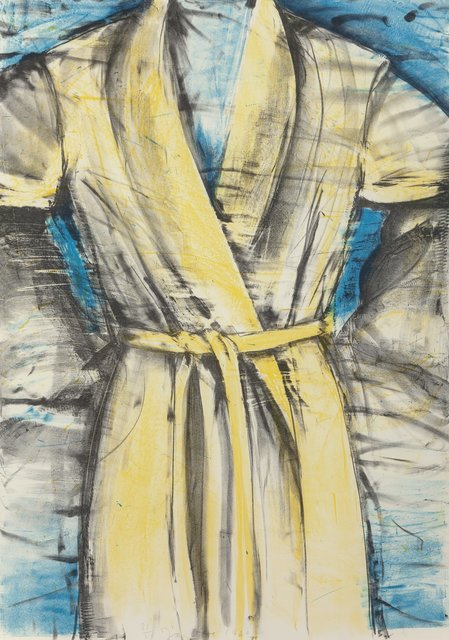 Jim Dine, 'Yellow Robe', 1980, Heritage Auctions