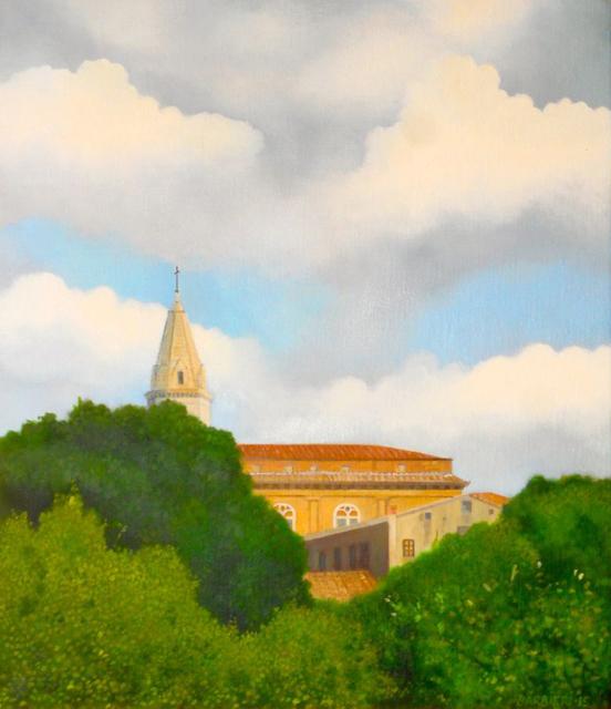 , 'Duomo, Pienza,' 2015, Gallery NAGA